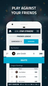 Goal Star Strikers screenshot 3