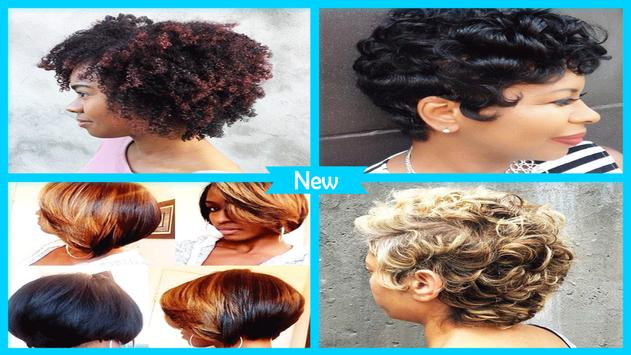 Africa America Hairstyles apk screenshot