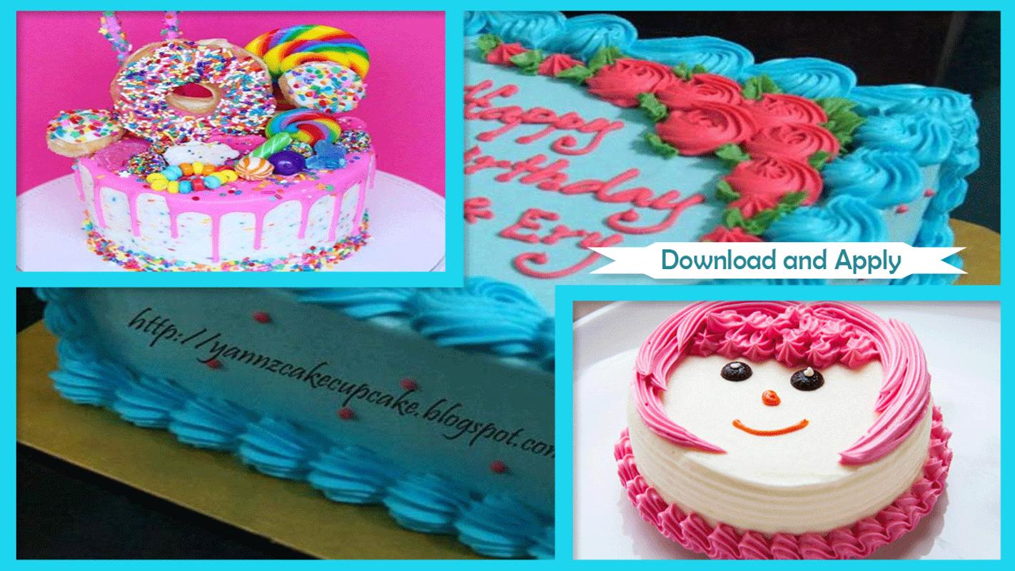 Birthday Cake Ideas For Android Apk Download