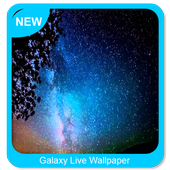 Galaxy Live Wallpaper icon