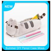 Summer DIY Pencil Case Moustache icon