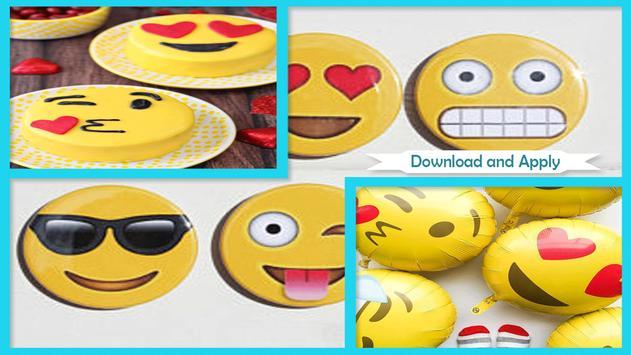 Simple DIY Smiley Face Emoji Pies screenshot 1