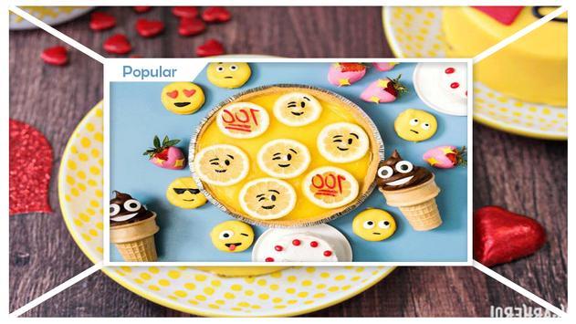 Simple DIY Smiley Face Emoji Pies screenshot 2
