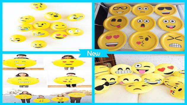 Simple DIY Smiley Face Emoji Pies screenshot 4