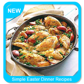 Simple Easter Dinner Recipes icon