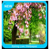 Spring   Wallpaper icon