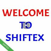 SHIFTEX shifting text Gif maker icon