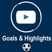 اهداف و ملخصات المباريات icon