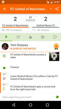 GoalShouter screenshot 4