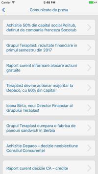 Teraplast screenshot 3