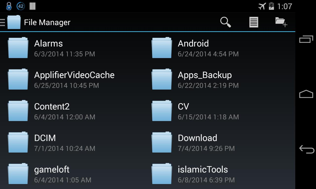 File Manager - File Browser for Android - APK Download