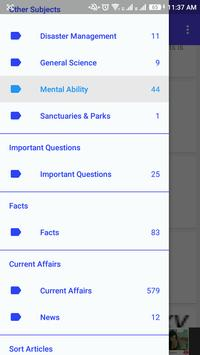 GOAPSC Exam Preparation apk screenshot