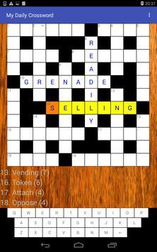 My Daily Crossword screenshot 6