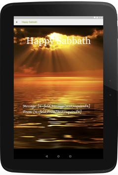 Happy sabbath greetings for android apk download happy sabbath greetings screenshot 11 m4hsunfo