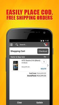 Gobol: Mobiles Shopping India apk screenshot