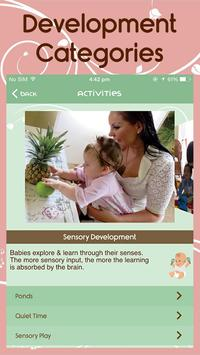 GoBabyClub - Baby Development screenshot 2