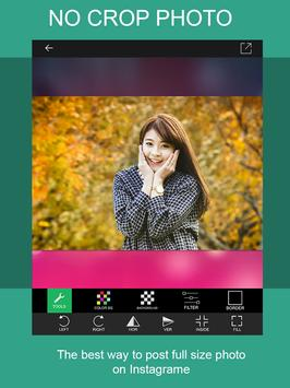 Square Frame - No Crop Photo apk screenshot