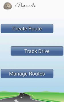 Barnacle Driver Tracker screenshot 1