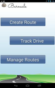 Barnacle Driver Tracker screenshot 7