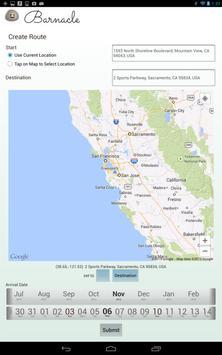 Barnacle Driver Tracker screenshot 4