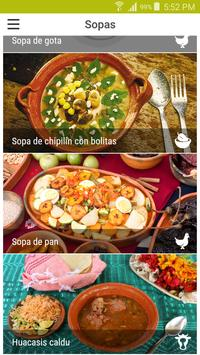 Sabor a Chiapas apk screenshot