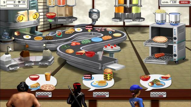 Burger Shop 2 captura de pantalla 6