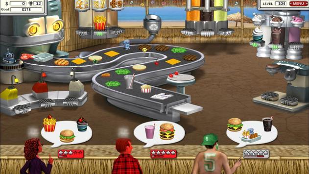 Burger Shop 2 captura de pantalla 8