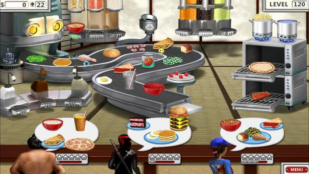 Burger Shop 2 poster