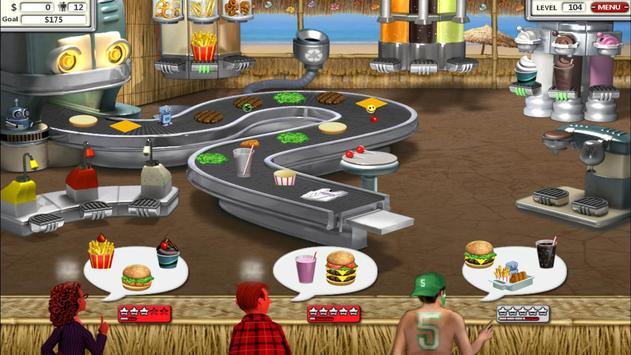 Burger Shop 2 captura de pantalla 14