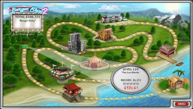 Burger Shop 2 captura de pantalla 15