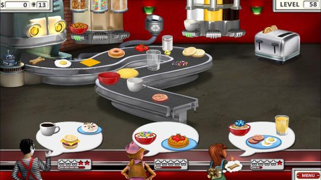 Burger Shop 2 captura de pantalla 1