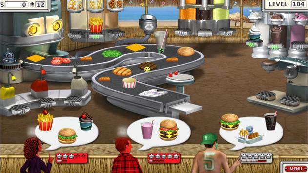 Burger Shop 2 captura de pantalla 2