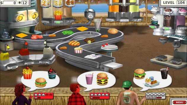 Burger Shop 2 screenshot 2
