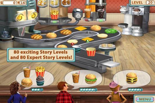 Burger Shop poster