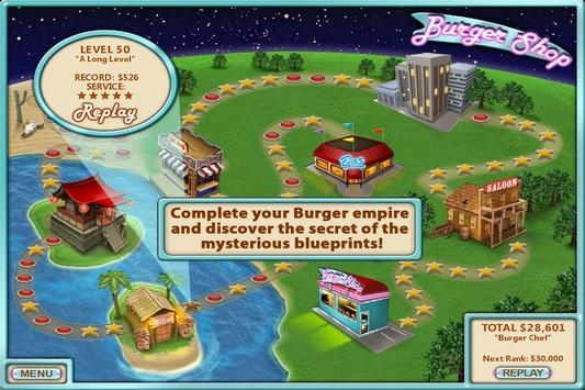 Burger Shop screenshot 13