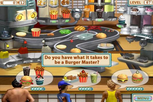 Burger Shop screenshot 4