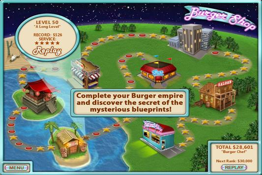 Burger Shop screenshot 8