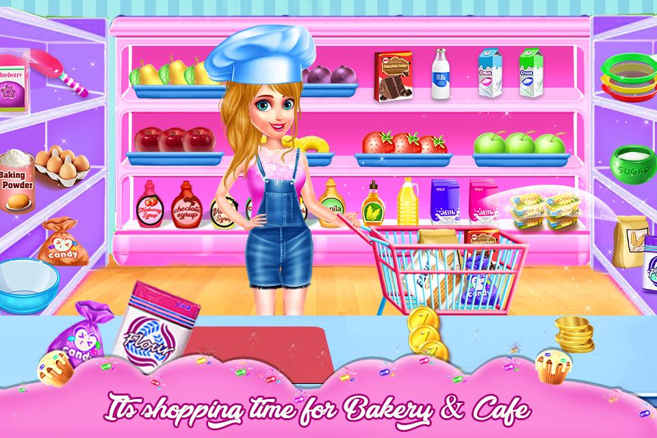 Doll Cake Bake Bakery Shop Rasa Memasak For Android Apk Download