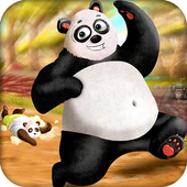 Run Fun Panda 3 2016 icon