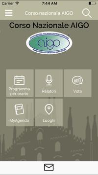 AIGO FAST poster