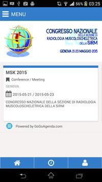 MSK 2015 poster