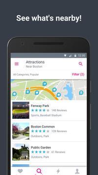 Boston City Guide screenshot 2