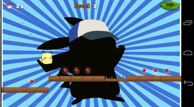 GO GO PIKA screenshot 4