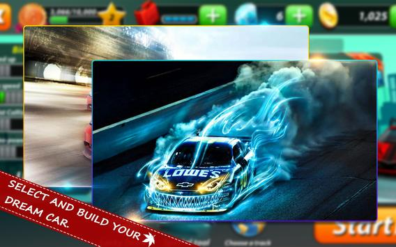 Fury Racing poster