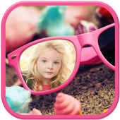Goggles Photo Collage Frames icon