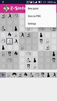 Z-Sudoku apk screenshot