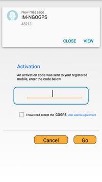 GOGPS 2.0.0 screenshot 2