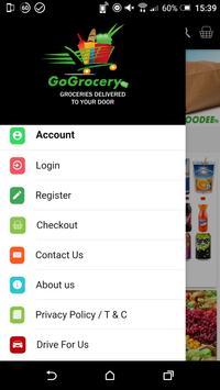 GoGrocery screenshot 1