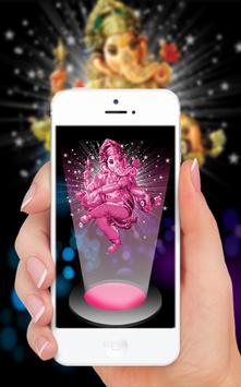 God Hologram Projector Prank apk screenshot