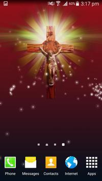 Jesus God Live Wallpaper screenshot 4